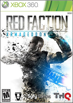 readasfg Download   Red Faction Armageddon XBOX360 MARVEL (2011)