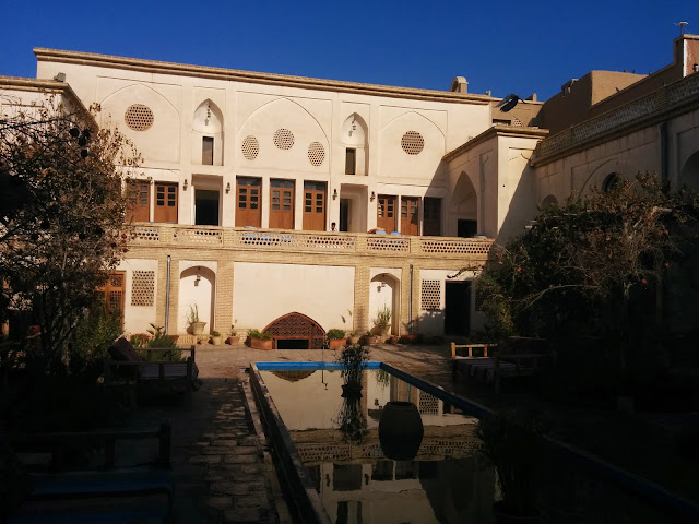 Ehsan House - Heritage in the Heart of Kashan