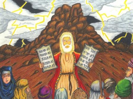 Ko Dievs saka par desmit baušļiem?