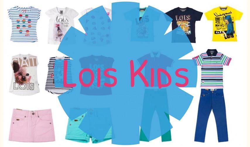 ropa-niños-Lois-Kids-nueva-colección