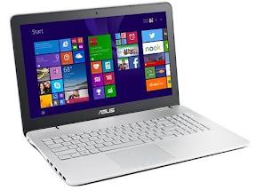 Asus N551JK Drivers  download for windows 8.1 64bit
