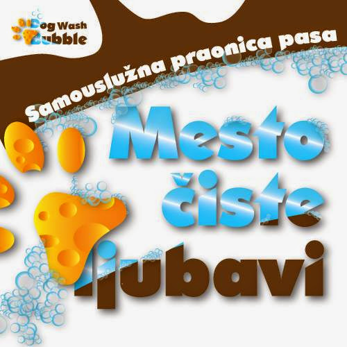 Dog Wash Bubble Novi Sad
