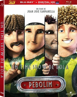 Um Time Show De Bola (2013) BRrip Blu-Ray 3D SBS Dublado Torrent