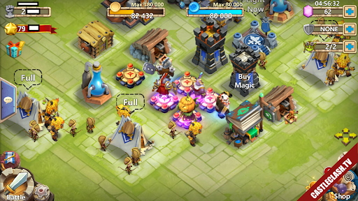 Sell account castle clash ios have pumpkin duke