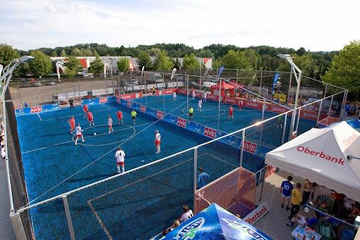 SoccerArena Soccafive, Further Str. 13, 4040 Linz, Österreich, Stadion, state Oberösterreich