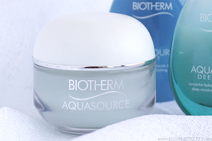 Biotherm Aquasource Review deep serum nuit night