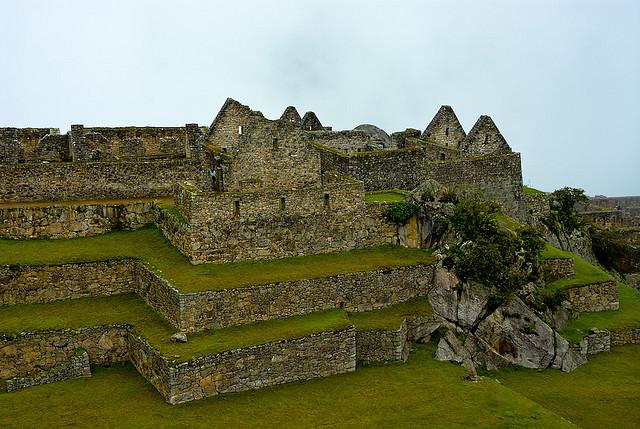 Inca Buildings And Inca Architecture Machu Picchu Tour