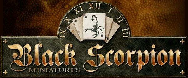 Logo Black Scorpion