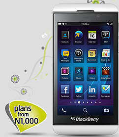 Etisalat Blackberry subscription reduced