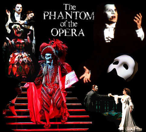 Phantom of the Opera - Overture Lyrics