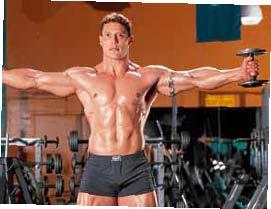 BODYBUILDING ROUTINES : FULL BODY : INWARD/OUTWARD ROTATION