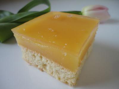 Ciasto z sokiem pomarańczowym