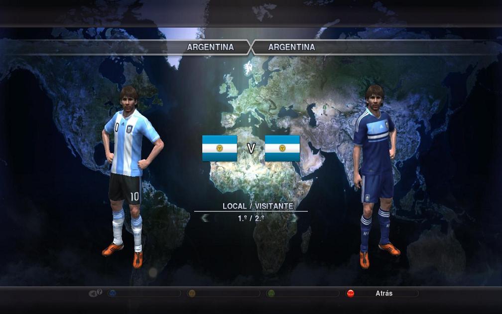 Nuevas Camisetas Selecci  N Argentina Local Visitante