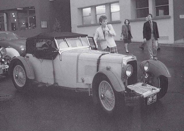 Aston Martin S-Type, 1927 г.