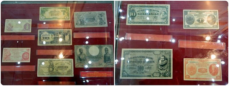 Uang Kertas di Jaman Kolonial