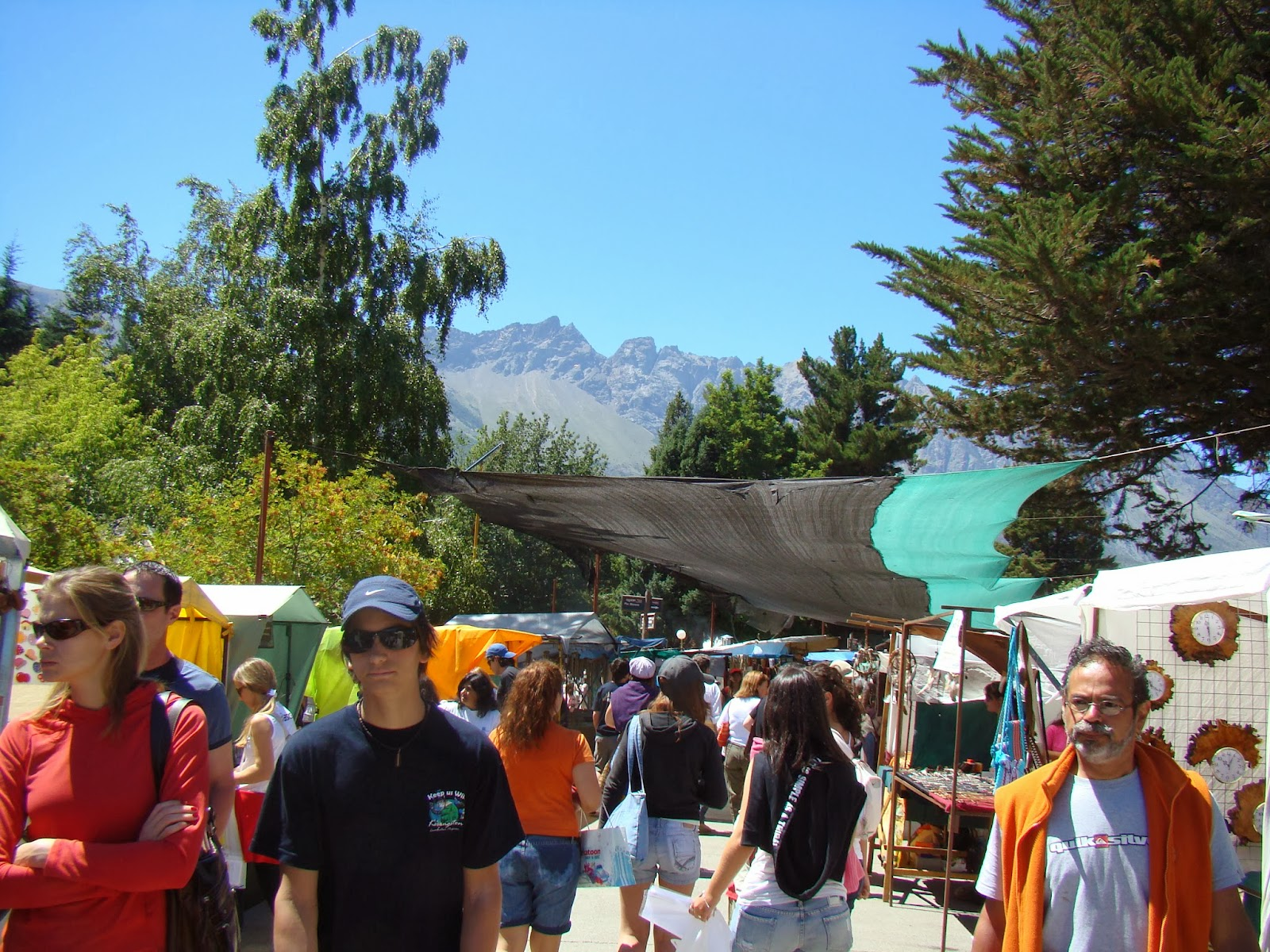 Mercado, El Bolsón, Lago Puelo, Patagonia Argentina, Elisa N, Blog de Viajes, Lifestyle, Travel