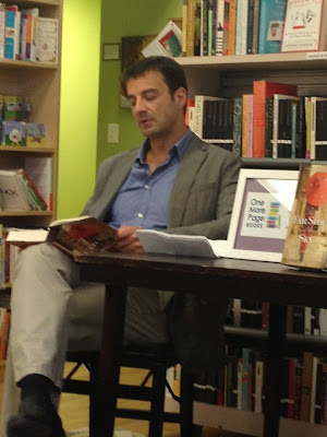 Author Event: Daniel Kalla Visits One More Page Books