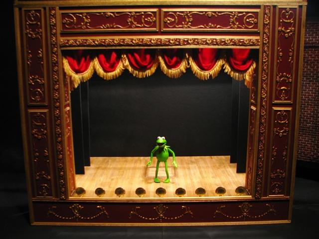 Lance Cardinal Creations Scratch Built Muppet Theatre Playset