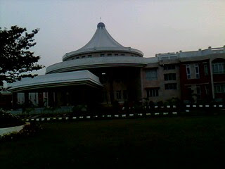 Circuit House, Agartala, Main Wing
