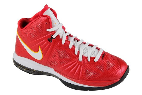Nike LeBron 8 PS 8220Finals8221 Spotted at Nikestore China