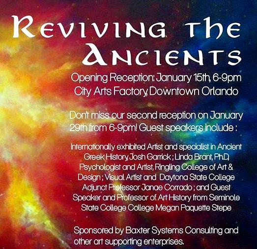 Art for All Spaces Presents Reviving the Ancients