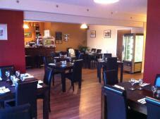 The Junction Restaurant in Widdrington Station