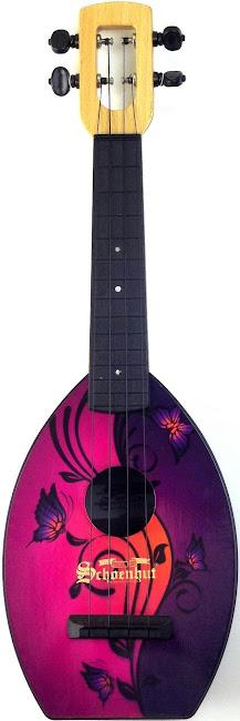 MFC licence Schoenhut chinese made flea soprano ukulele