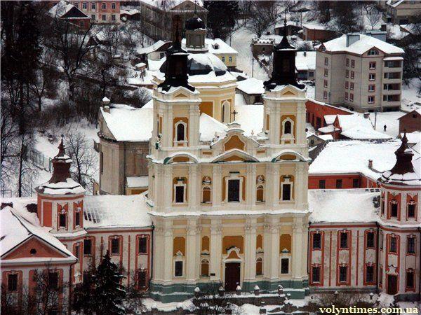 Костел Св. Ігнатія Лойоли у Кременці