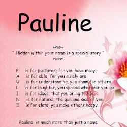 Pauline Tang