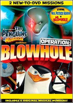 Download Filme - Download - Os Pinguins de Madagascar - A Vingança de Dr. Blowhole's – DVDRip (2012) - Ver Filme Grátis