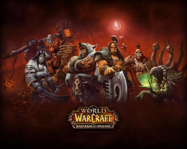 Warlords of Draenor sẽ ra mắt vào cuối năm nay 2