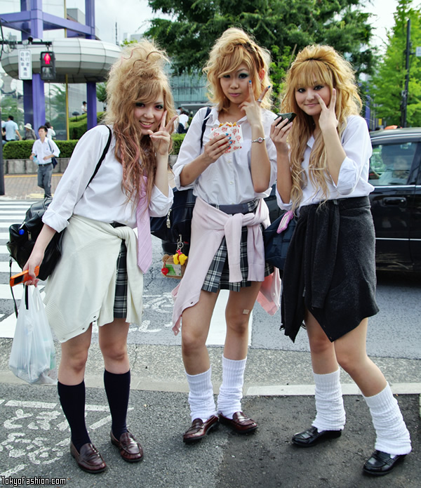 Of The Fashion Japanese Street Style