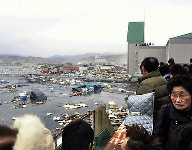 Tsunami – Japão 2011 - As melhores imagens da tragedia... Fotos-do-japao-32