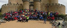 Red MTB 2014 a Manzanares el Real, una gran fiesta ciclista