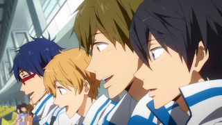 Free! Iwatobi Swim Club Episode 12 Screenshot 2