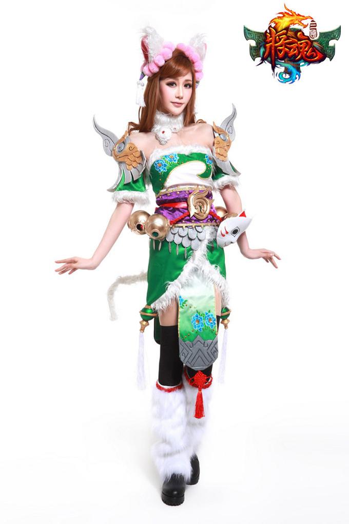 Loạt ảnh cosplay Tướng Hồn Tam Quốc nóng bỏng mắt - Ảnh 11