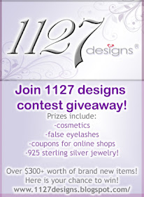 1127 Designs Contest Giveaway!