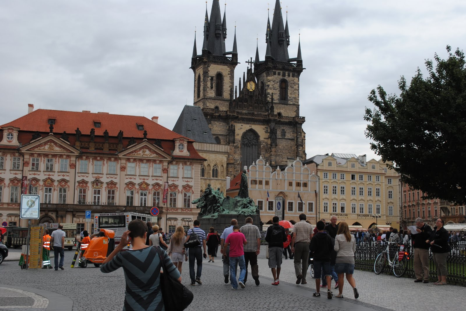 Prague Travel Photos -- Starometske