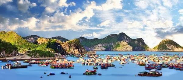 Férias no Vietname