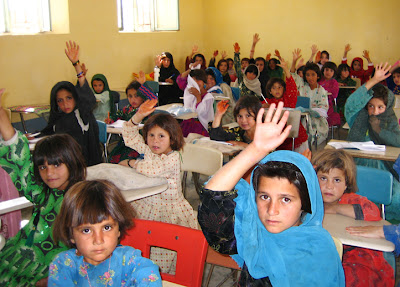 Brief History: Progress 2005 - girls' classrooms in high demand