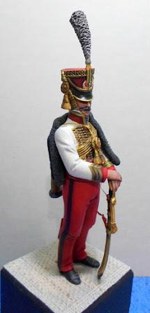 Ajudante de Campo do Marechal Berthier (Hussardo)  SAM_2285