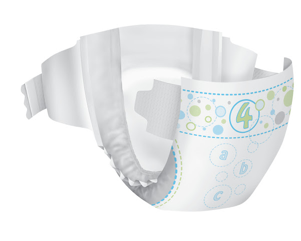 Kidget Diapers from Family Dollar