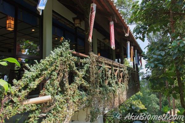 japenese village bukit tinggi