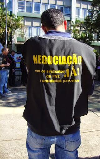 Serpro 2014/2015: Por ganho real e negociação já!