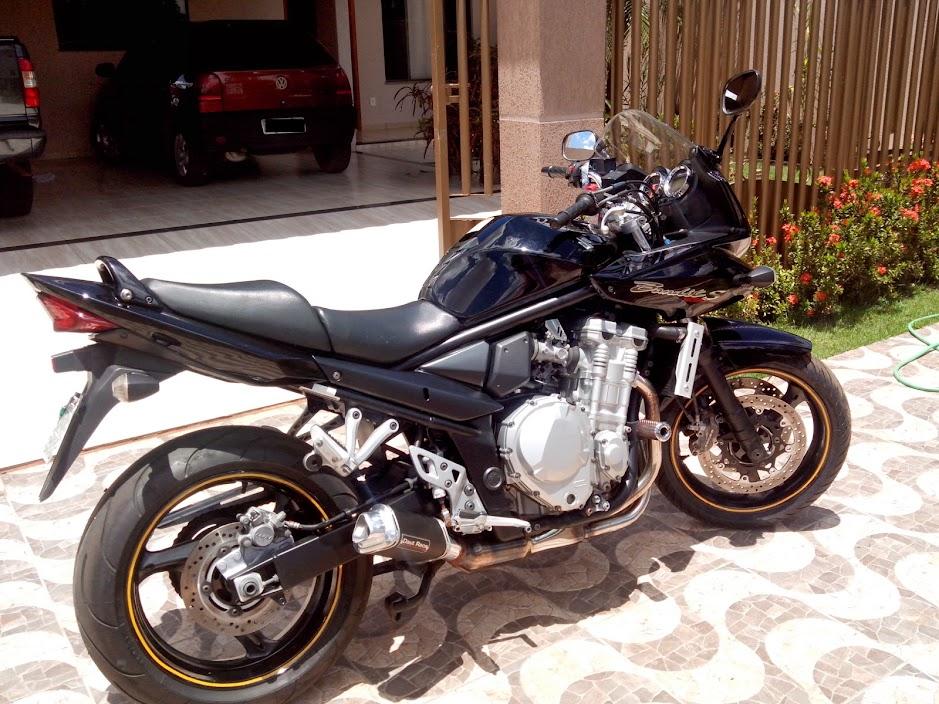 Apresentando agora com moto, Bandit 1250 S - UP IMG_20131019_122403