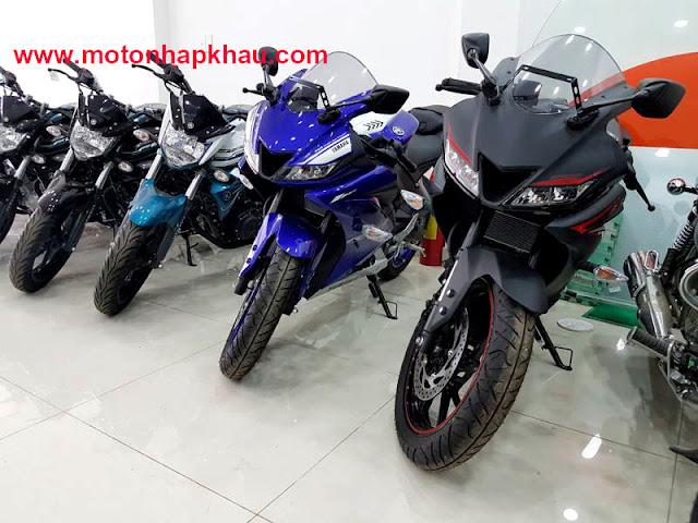 Yamaha YZF-R15 V3 2017