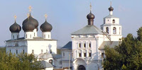Монастыри Вятского края