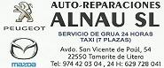 Auto-reparaciones Alnau SL