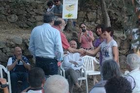 Il Bistrot dell'Ulivo ha premiato l'Antica Distilleria Cugge di Agaggio