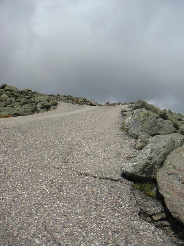 Mount Washington Hillclimb • 80% Paved Road Surface